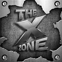 X  ZONE logo - Steel Box