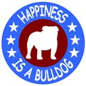 Happiness Is A Bulldog