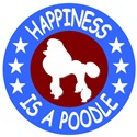 Happiness Is A Poodle