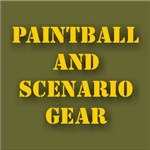 Paintball & Scenario Gear