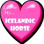 I Love My Icelandic Horse