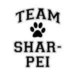 Team Shar-Pei T-Shirts