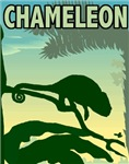 Graphic Chameleon Gifts