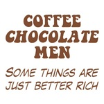 Coffee Chocolate Men