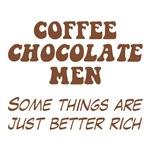 Coffee Chocolate Men
