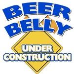 Beer Belly Under Construction