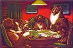 Waterloo Dogs Playing Poker Gifts