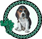 Beagle St. Patrick's Day T-Shirts