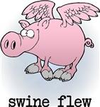 Swine Flu T-Shirts