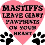 Mastiff Pawprints