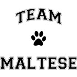 Team Maltese T-Shirts