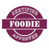 Certified Approved Foodie