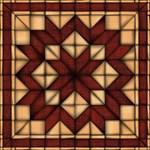 Wooden Quilt
