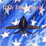Blue Angels - Flag