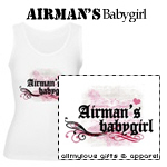 Airman's Babygirl T-Shirts and Gifts