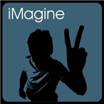 iMagine - Siloette - Blue