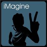 iMagine - Siloette - Blue