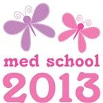 Med School Class of 2013 butterflies