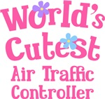 Worlds Cutest Air traffic controller Gifts and T-s