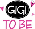 Gigi to Be Butterfly T-shirts and Gifts