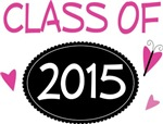 Cute Class of 2015 Pride T-shirts