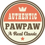 Authentic PawPaw Vintage Gifts and T-Shirts