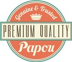 Premium Vintage Papou Gifts and T-Shirts