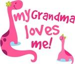 My Grandma Loves Me grandchild gifts