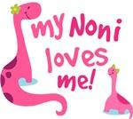 My Noni Loves Me grandchild gifts