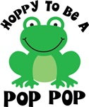 Hoppy to be a Pop Pop Gifts and T-shirts