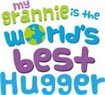 Grannie Is Worlds Best Hugger