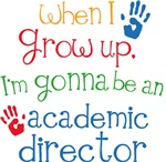 Future Academic Director Kids T-shirt