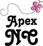 Apex North Carolina Tee Shirts and Hoodies