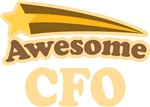 Awesome CFO Gifts T-shirts