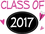 Cute Class of 2017 Pride T-shirts