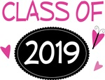Cute Class of 2019 Pride T-shirts