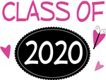 Cute Class of 2020 Pride T-shirts