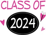 Cute Class of 2024 Pride T-shirts