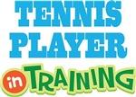Future Tennis Player Kids T-shirts