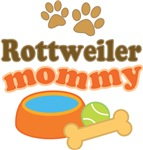 Rottweiler Mom T-shirts and Gifts