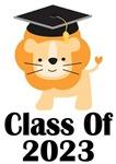 Class of 2023 Lion Graduation Design