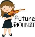 Future Violinist Girls Violin