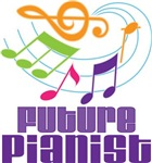 Future Pianist tees