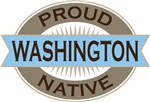Proud Washington Native T-shirts