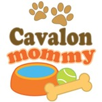 Cavalon Mom T-shirts and Gifts