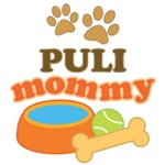 Puli Mom T-shirts and Gifts