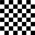 Checkerboard Black White Gifts