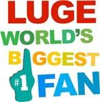 Luge Fan Sports T-shirts