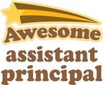 Awesome Assistant Principal T-shirts