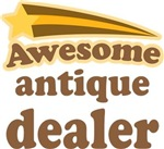 Awesome Antique Dealer T-shirts